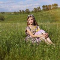 Летним днем в поле :: Римма Алеева