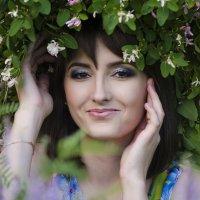 девушка весна :: Анжелика Сазонова