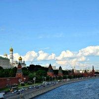Москва, как много в этом слове... :: Михаил Столяров