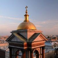 С колоннады Исаакиевского  собора :: Наталья Левина