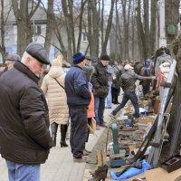 Блошиный рынок :: Андрей Николаевич Незнанов