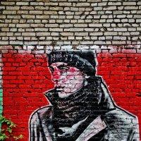 Стрит-арт по-русски :: Евгений Жиляев