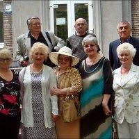 Мои одноклассники через 50 лет :: Нина Корешкова