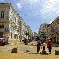Переулок Соборный. :: Лариса Авдонина