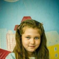 Маленькая красотка :: Катерина Орлова