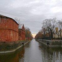 Обводный канал в Кронштадте. :: Лия ☼