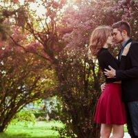 Любовь :: Ксения Сутырина