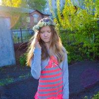 Она любит свои волосы :: Света Кондрашова