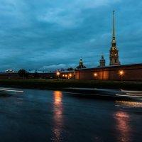 Петро-Павловская  крепость :: Ирина Малышева
