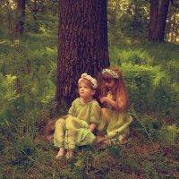 маленькие волшебницы :: Светлана Мизик
