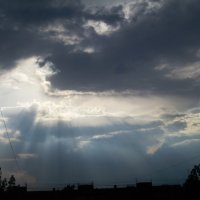 Небо после дождя :: Самохвалова Зинаида