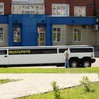 Лимузин :: Дмитрий Арсеньев