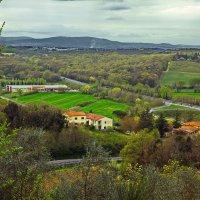Весна в Тоскана... :: Alex S.