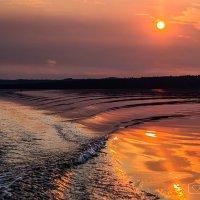 Закат прекрасен...не менее, чем рассвет :: Аннета /Анна/ Шу