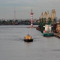 Порт :: Евгений Никифоров