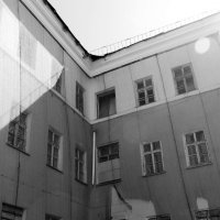 Заброшенная больница :: Виктория Дорошук