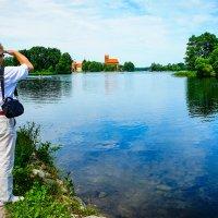 Тракайский замок, Литва :: Vsevolod Boicenka
