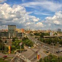 Небо,как душа нараспашку :: Константин Снежин