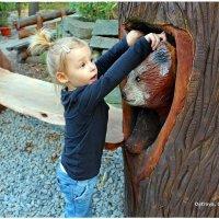 Малая панда моя самая любимая!!! Мы, дети, любим зверyшки! :: Dana Spissiak