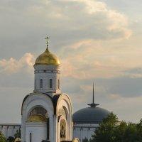 На закате :: Сергей Бурлакин