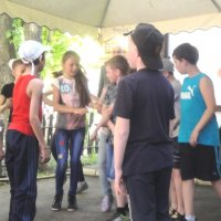 Подростки :: Лебедев Виктор