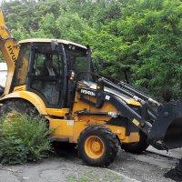 Ямочный ремонт дороги :: Lukum