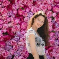 Цветочная алея :: Андрей Макаров