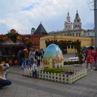 в городе фестиваль :: Галина R...