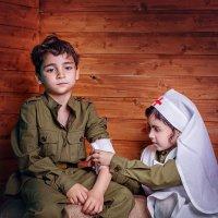 Военный роман :: Джанета Камская