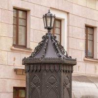 Один из первых водопроводов в стране был построен  в Оренбурге. :: Сергей Исаенко