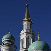 мечеть :: Дмитрий Паченков