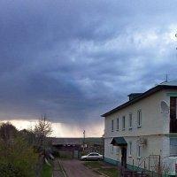 Дождь подходит :: Николай Филоненко