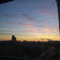 Москва. Закаты... :: G Nagaeva