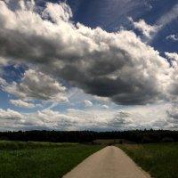 Небо.. :: Эдвард Фогель