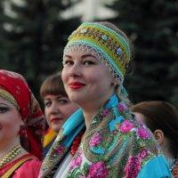 Псковская красавица :: Анатолий Шумилин