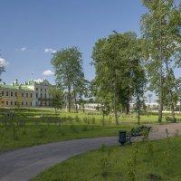 Парк императорского путевого дворца. Тверь. :: Михаил (Skipper A.M.)