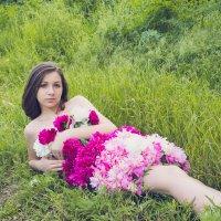 Мне сшила платье сама природа))) :: Анна Коваль-Савилова