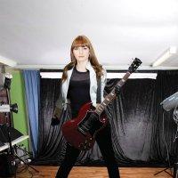 Гитаристка :: Наталья Чернышёва