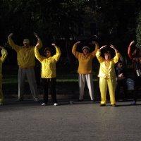 Китайская гимнастика :: Александр Цисарь