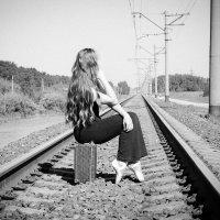 Там где не ходят поезда.... :: Мила Айдина