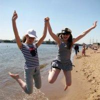 Ура...лето!!!! :: Самохвалова Зинаида