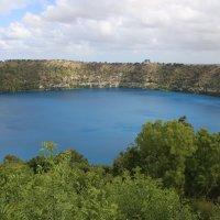 """""""Голубое озеро"""" (Blue Lake) или""""Божья Ванна"""".. :: Антонина"""