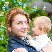 Пузыри :: Ирина Окунская