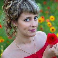 Счастливых, выдают глаза! ) :: Райская птица Бородина