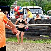 Сибирь. Пляжный волейбол :: Кай-8 (Ярослав) Забелин