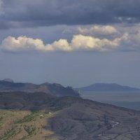 Облака, море и их тени :: M Marikfoto