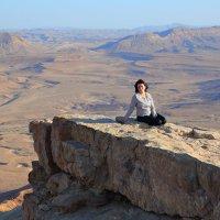 махтеш (кратер) рамон :: ALEX KHAZAN