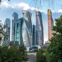 Москва Сити :: Валерий Пегушев