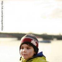 С самокатной экскурсии по рекам и каналам Петербурга :: Анна Янн