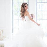 Нежное утро невесты :: Александра Капылова